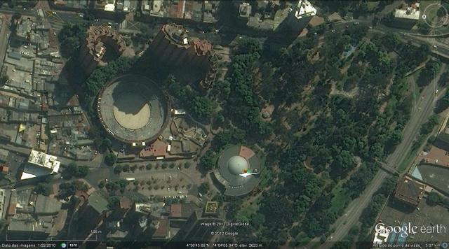Torres del Parque Implantação
