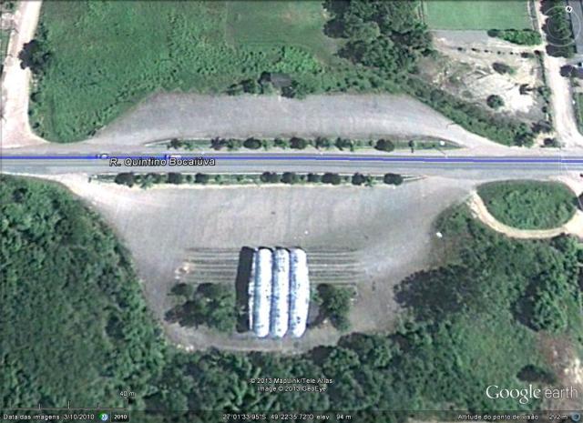Implantação do Posto de Fiscalização da Fazenda em Apiúna