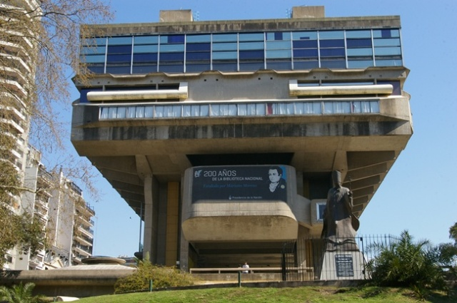 Clorindo Testa - Biblioteca Nacional