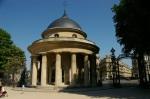 Barreira Alfandegária de Nicolas Ledoux no Parque Monceau