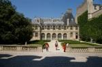 Hôtel de Sully e seu jardim