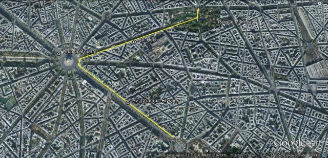 Paris 4o dia
