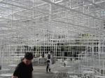 Serpentine Gallery de Sou Fujimoto