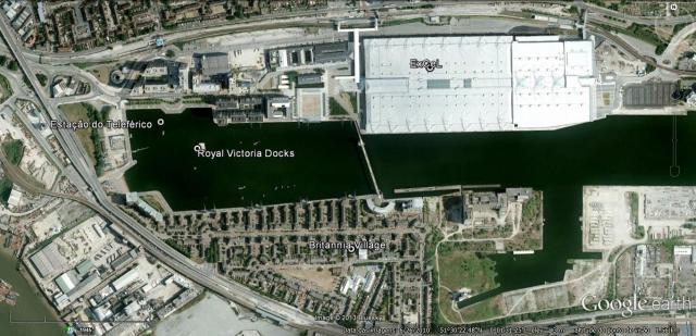 Royal Docklands ampliada