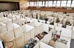 Paper Partition em Fukushima