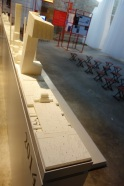 Bienal de Veneza 2014 - Maquete do Centro de Pequim, 2014