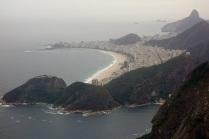 A Praia de Copacabana