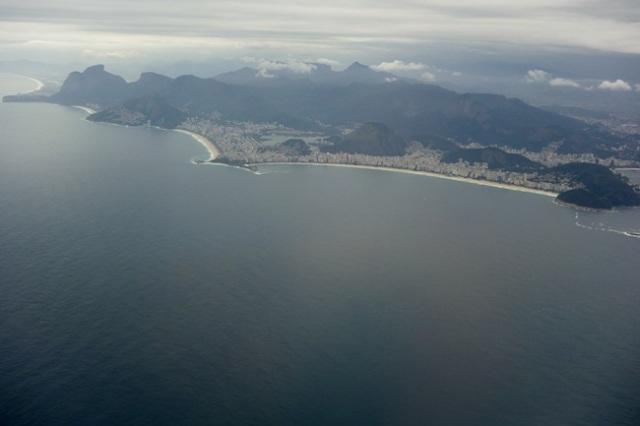 A orla do Rio: do Leme à Barra da Tijuca