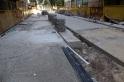 As obras na Calle Esmeralda