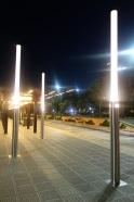 Luminárias - Prioridad Peatón