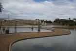 Praça dos Cristais - Roberto Burle Marxt