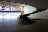 Palácio do Itamaraty - Escada do Salão de Entrada - Arq. Milton Ramos