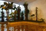 Palácio do Itamaraty - Jardim do Salão de Entrada