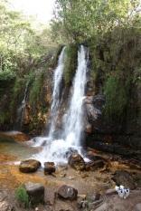 Chachoeira dos Cristais - Alto Paraíso