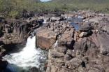 Cachoeira dos Cânions no Parque Nacional da Chapada dos Veadeiros