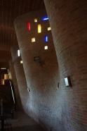 Igreja de Atlântida - Paredes Conóides