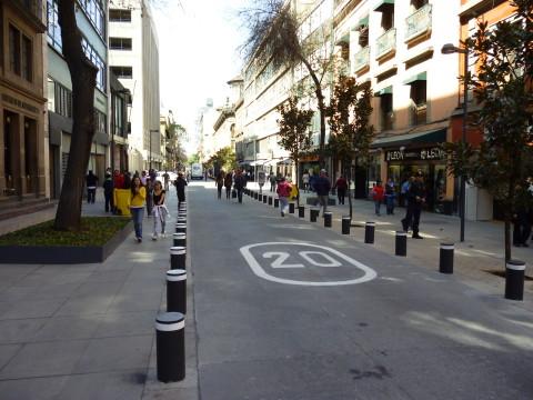 Calles Completas México